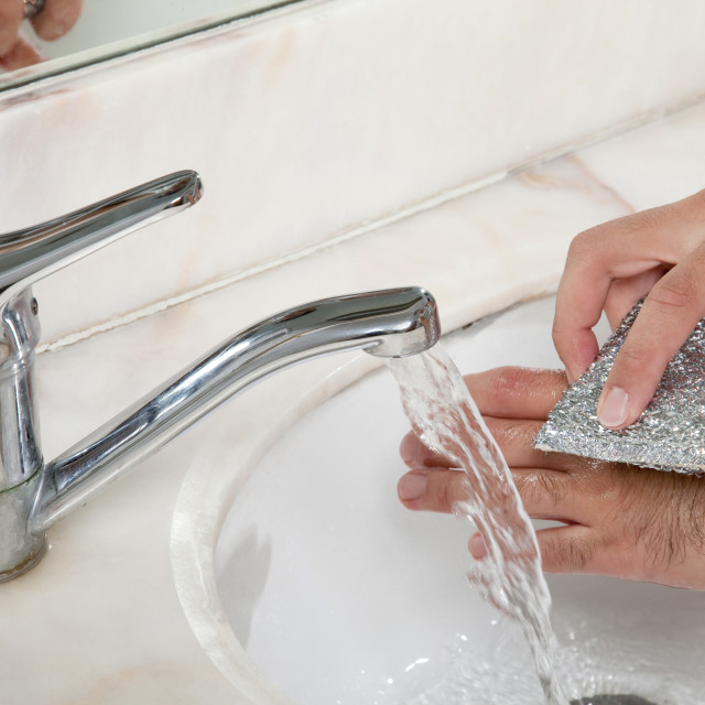 """Personal hygiene"" stock image"