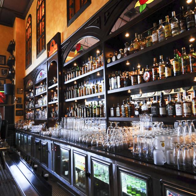 """""""Irish style pub"""" stock image"""
