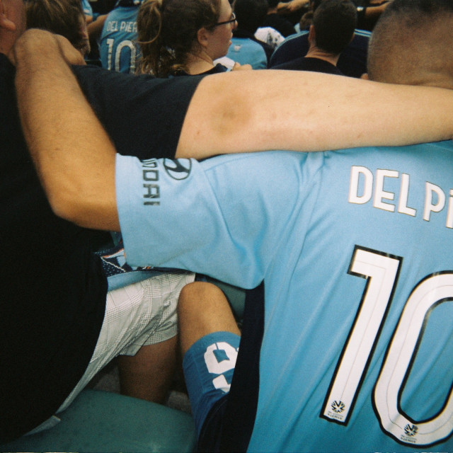 """Del Piero shirt"" stock image"