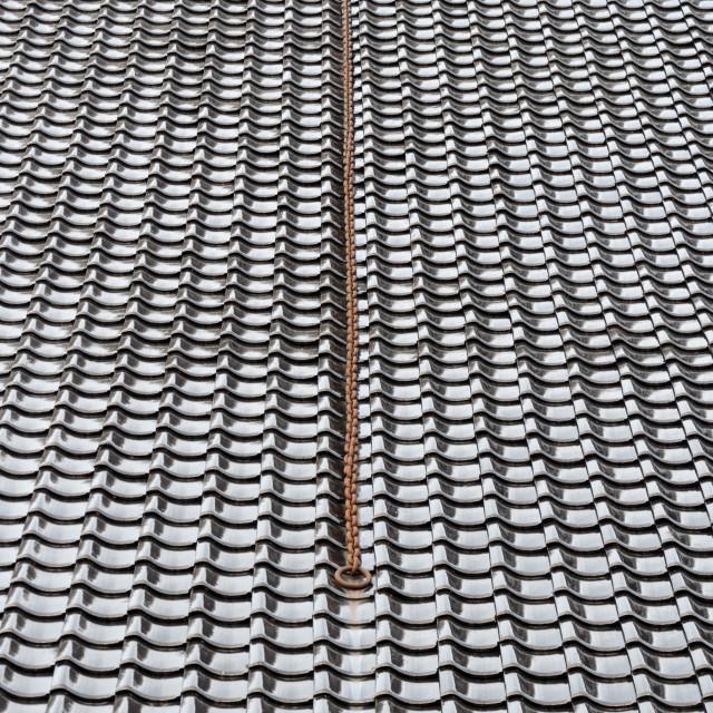 """Hakodate Roof"" stock image"