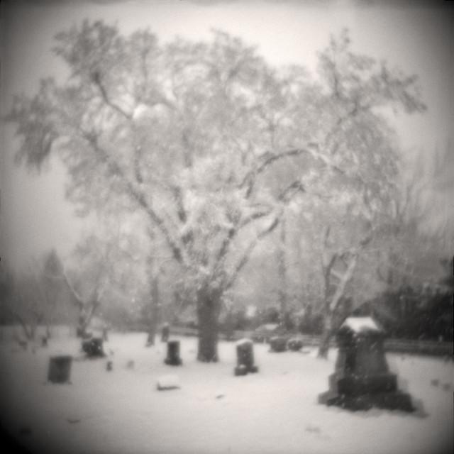 """""""Graveyard Boulder, CO"""" stock image"""
