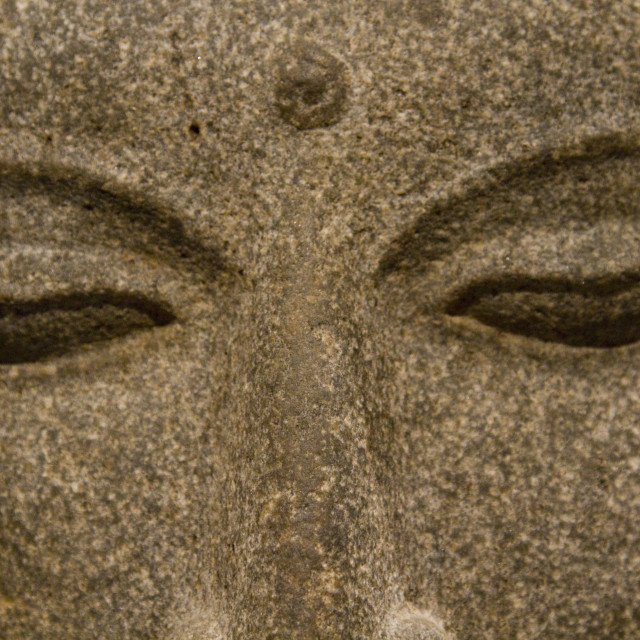"""""""Eyes of Buddha"""" stock image"""