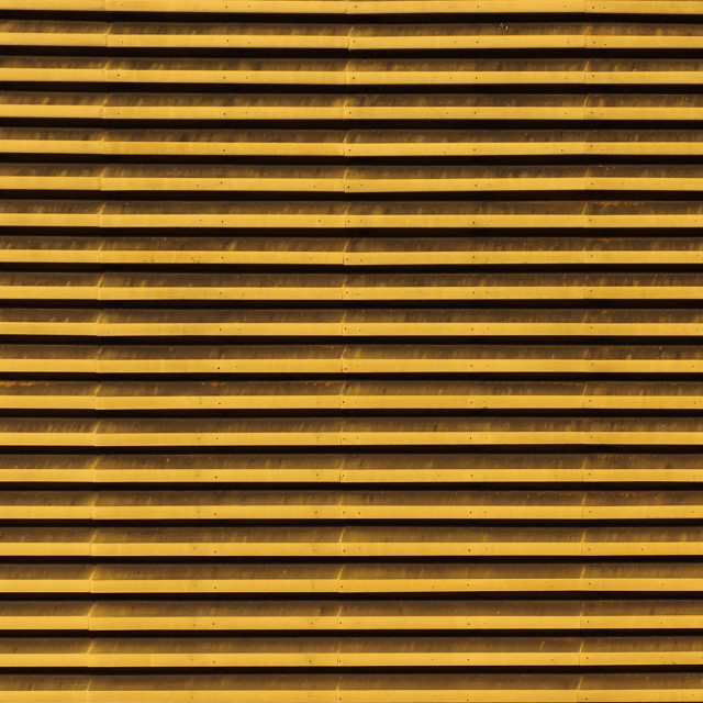 """""""Rows of metallic air vents"""" stock image"""