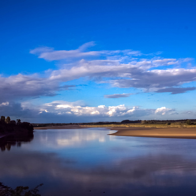 """River Severn"" stock image"