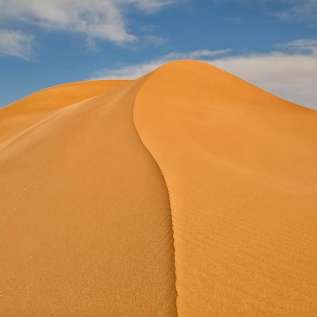 """""""Libyan Sahara"""" stock image"""