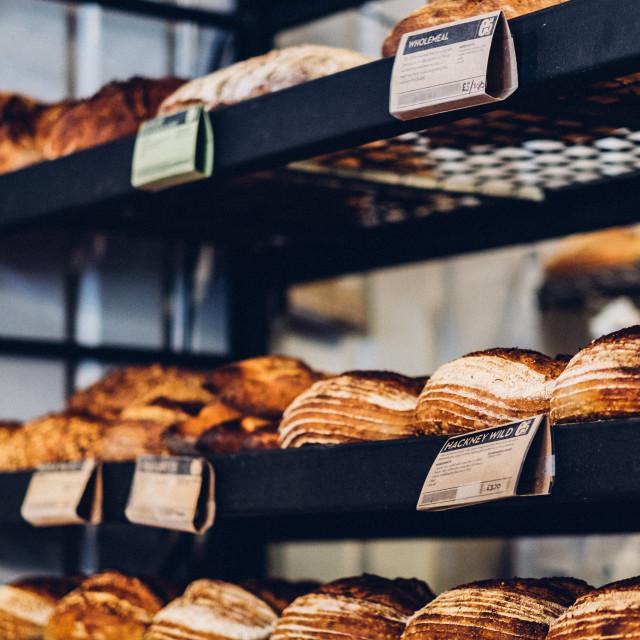 """""""A Bakers dozen"""" stock image"""