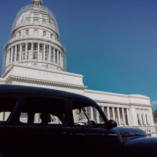 """""""Havanna vintage"""" stock image"""