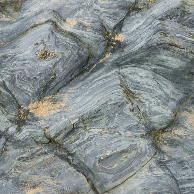 """""""Slate Stone with white Lines"""" stock image"""