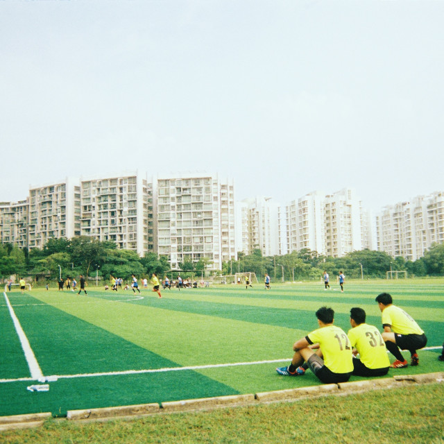 """Urban football"" stock image"