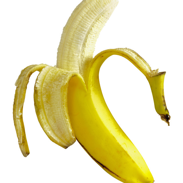"""Banana Strip"" stock image"