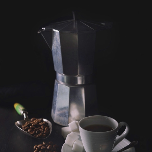 """Coffee Time"" stock image"