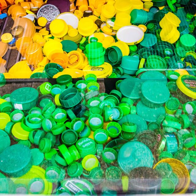 """Green, Yellow, Orange"" stock image"