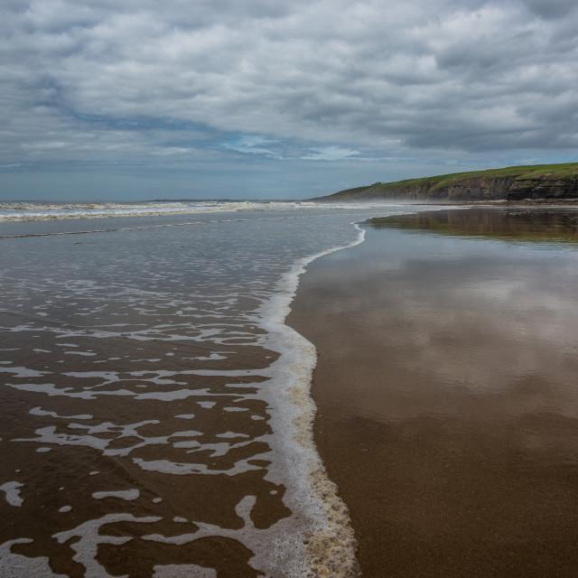 """The Glamorgan Heritage Coast"" stock image"