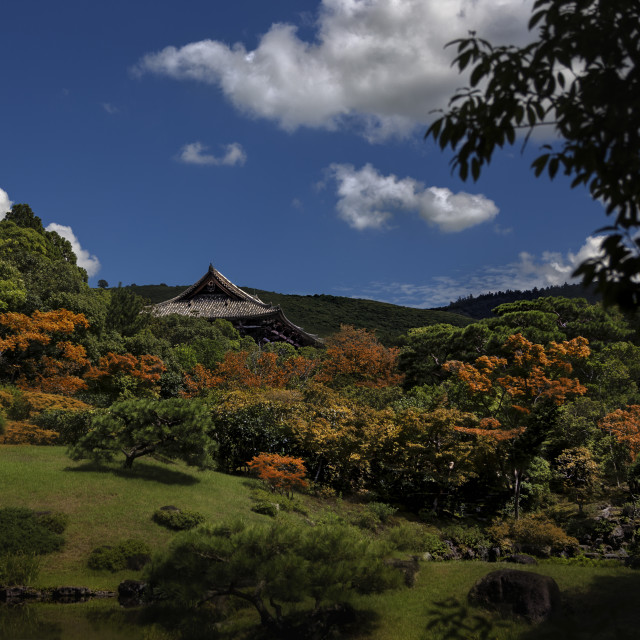 """Beautiful Kamakura"" stock image"