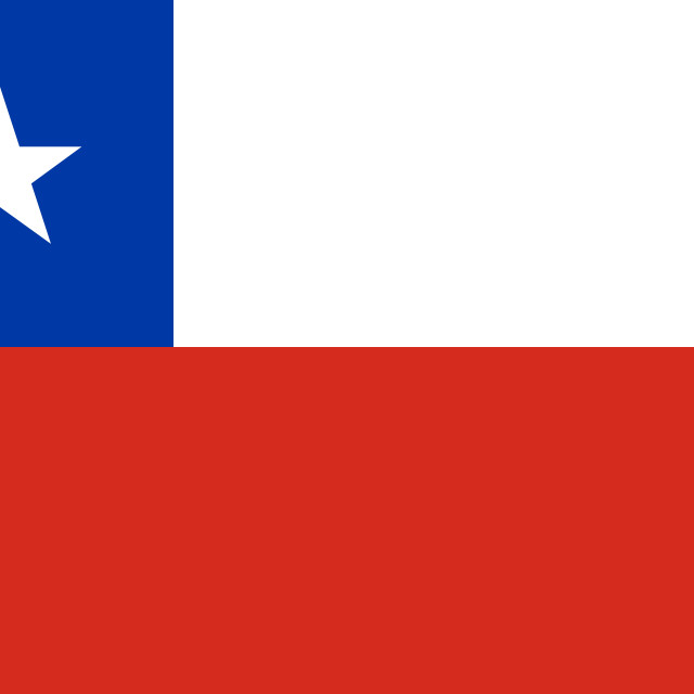 """""""Flag of Chile"""" stock image"""
