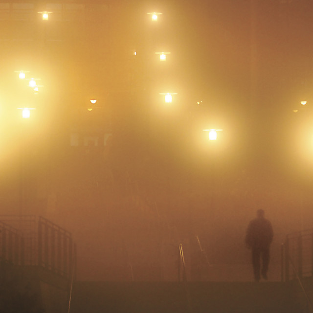 """Fog lights"" stock image"