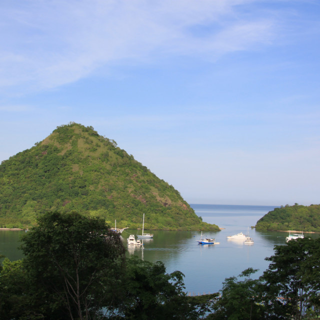 """Labuan Bajo, Flores, Indonesia"" stock image"