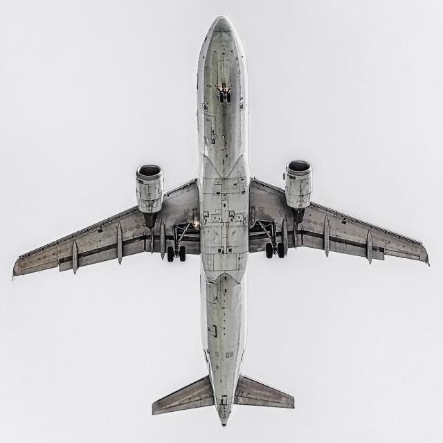 """Jetliner"" stock image"