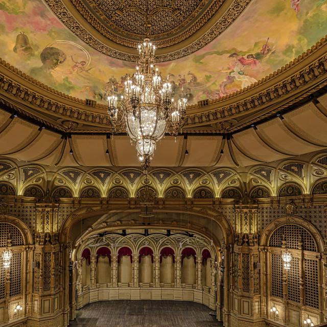 """""""Grand Theatre"""" stock image"""