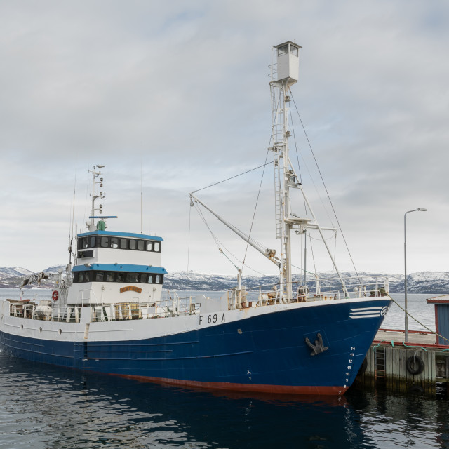 """Havsel ship"" stock image"