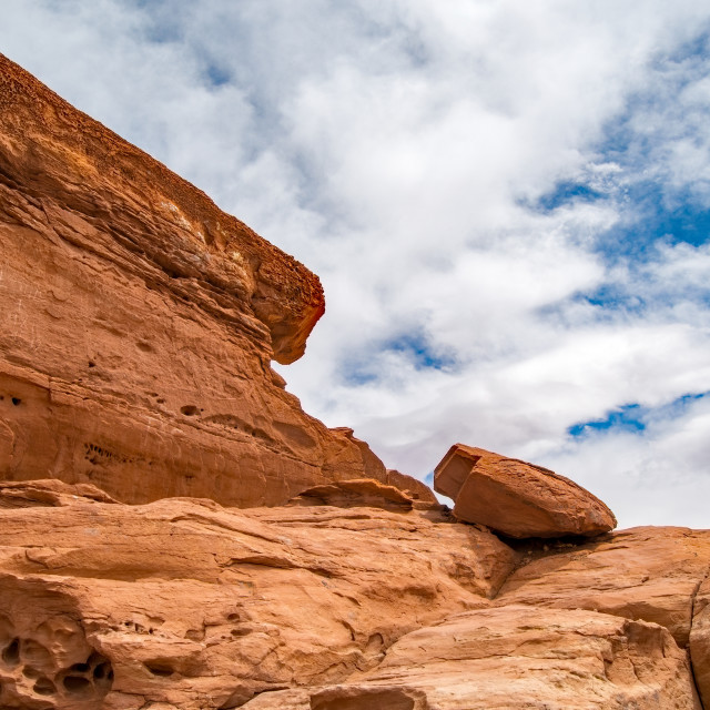 """""""Rock Formation"""" stock image"""