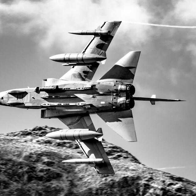 """Tornado Valley II"" stock image"