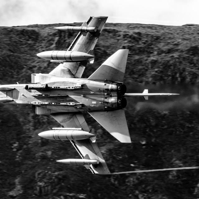 """Low level Tornado II"" stock image"