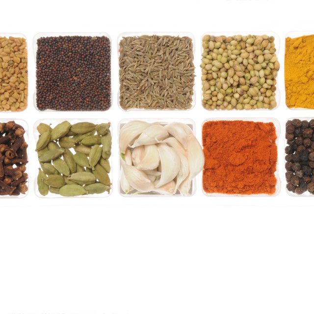 """""""Spices"""" stock image"""