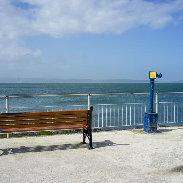 """Seaside View"" stock image"