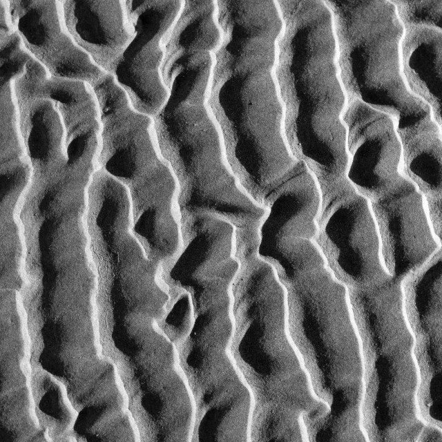 """Sand Pattern"" stock image"