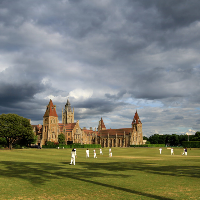 """Charterhouse School"" stock image"