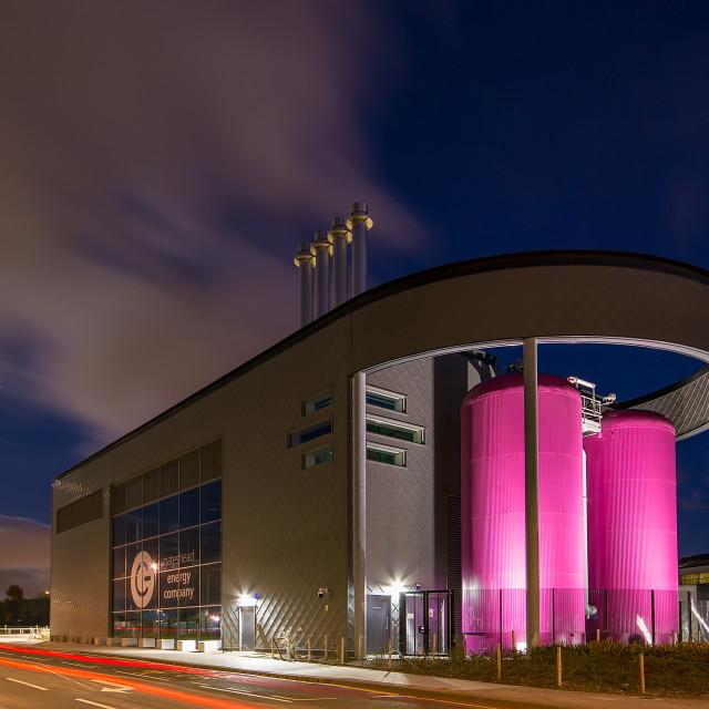 """Gateshead Energy Company"" stock image"