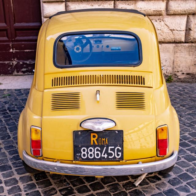 """Rome 500 Rome"" stock image"