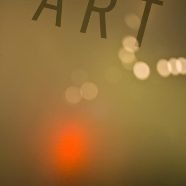 """Art"" stock image"