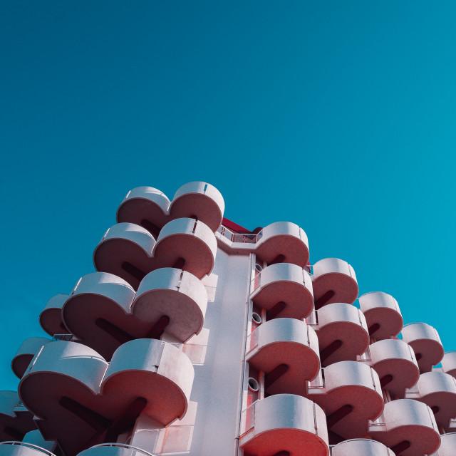 """Pop architecture"" stock image"