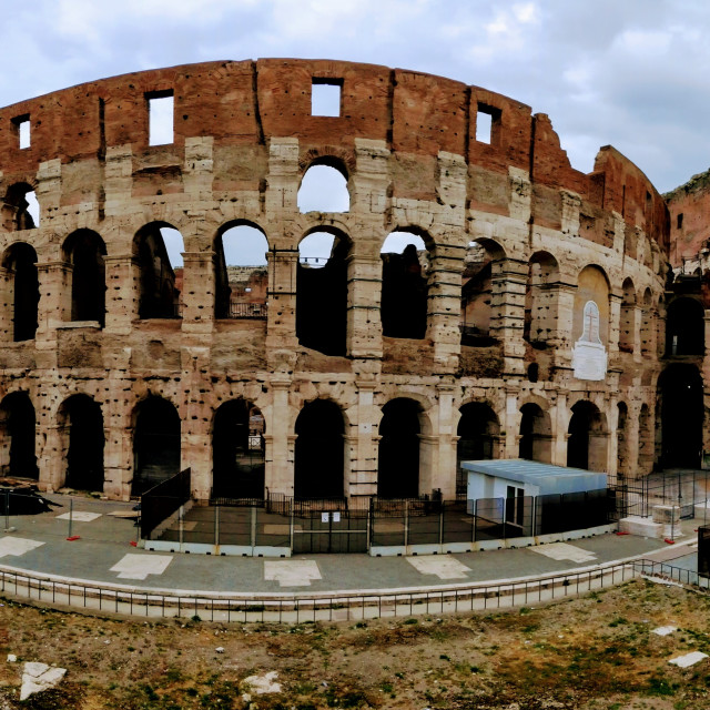 """Rome Colosseum"" stock image"