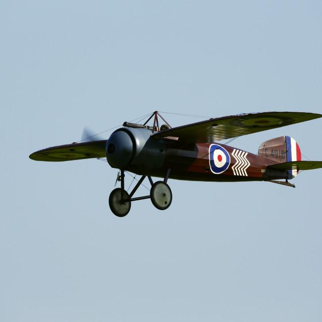 """""""Bristol M1c C4918"""" stock image"""
