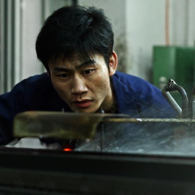 """China Factory"" stock image"