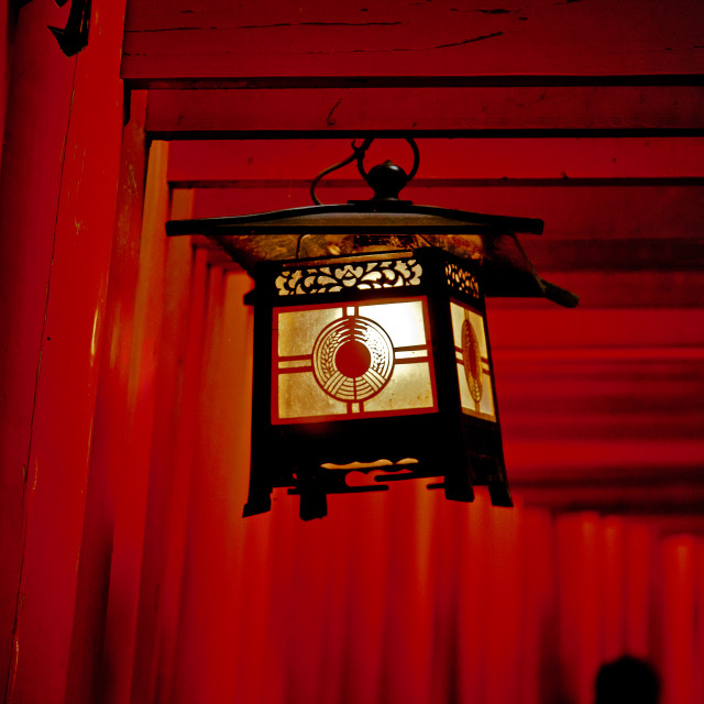 """Light Lantern"" stock image"