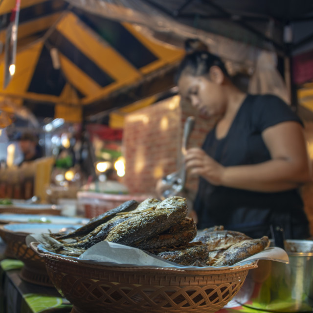 """Street food Thailand"" stock image"