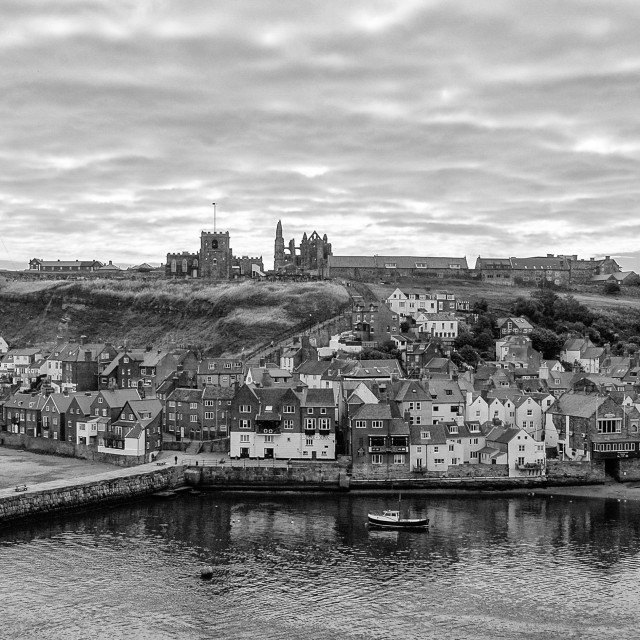 """Whitby"" stock image"