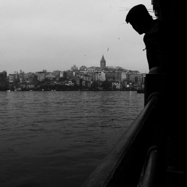 """""""Istanbul eyes"""" stock image"""