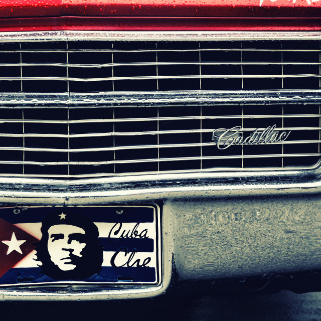 """Cuba Icon"" stock image"