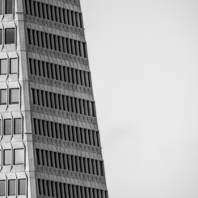 """""""Abstract Skyscraper Detail"""" stock image"""