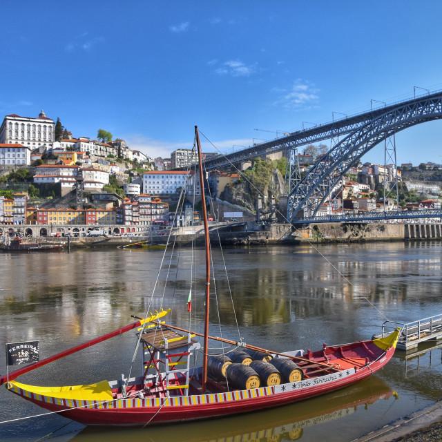 """""""Oporto, Portugal"""" stock image"""
