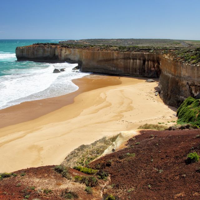 """""""Port Campbell National Park"""" stock image"""