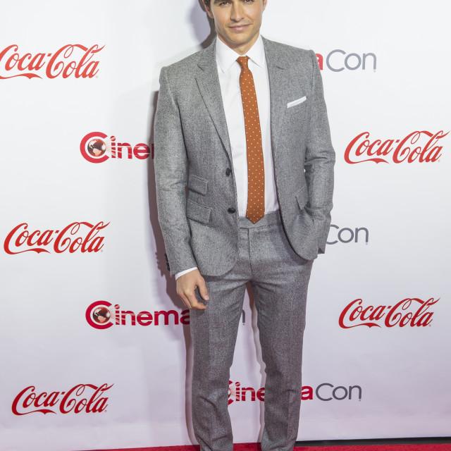 """CinemaCon 2016 - The Big Screen Achievement Awards"" stock image"