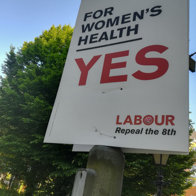 """For women's health- yes!"" stock image"