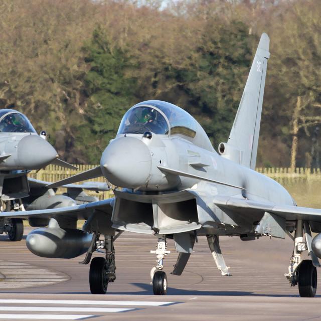 """""""4B9A4981 Typhoon ZK380 380 180207 EGXC"""" stock image"""