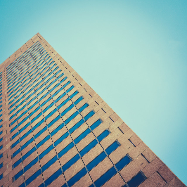 """""""Diagonal Architecture Abstract"""" stock image"""